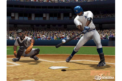 ESPN MLB Screenshots, Pictures, Wallpapers - PlayStation 2 ...