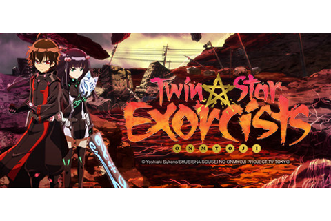 Twin Star Exorcists on Steam