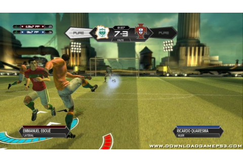 Pure Football - Download game PS3 PS4 PS2 RPCS3 PC free