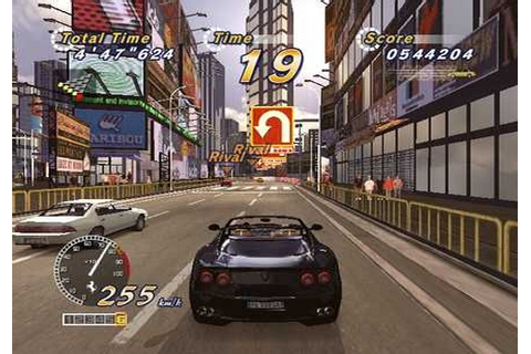 OutRun 2006: Coast 2 Coast Review / Preview for PC