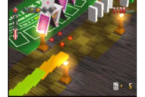 No One Can Stop Mr. Domino Game Sample - Playstation - YouTube