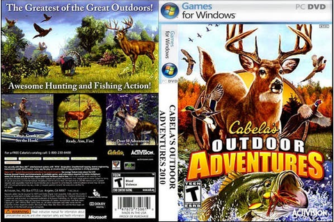 Torrent World: Cabelas Outdoor Adventures 2010 Full Game ...