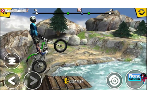 "Trial Extreme 4 ""All Part Mixed"" Motor Bike Games ..."