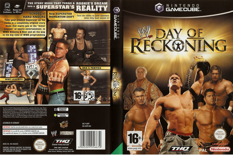 GWPP78 - WWE Day of Reckoning