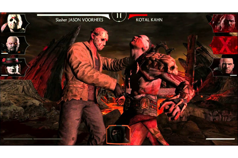 Friday the 13th's Jason Voorhees Invades 'Mortal Kombat X ...