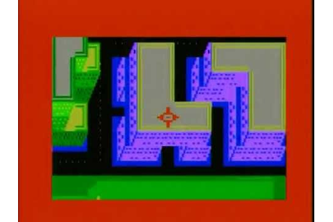 Hover Force (Intellivision) gameplay - YouTube