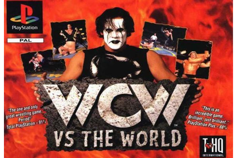 WCW vs. the World - WWE Games Database