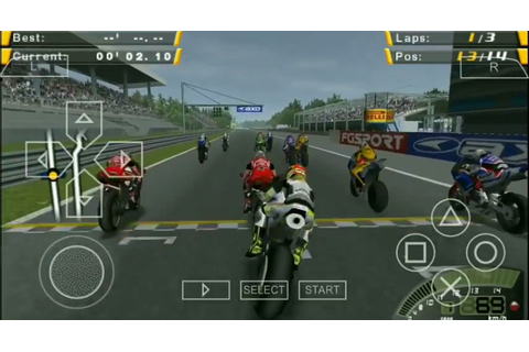 SBK-07 SuperBike World Championship ISO PPSSPP - SAHABAT DROID