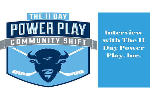 Interview with The 11 Day Power Play, Inc. | Vince Lotempio