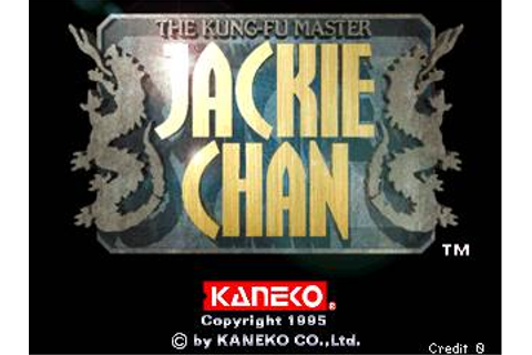 Jackie Chan : The Kung-Fu Master - Jeux - RomStation
