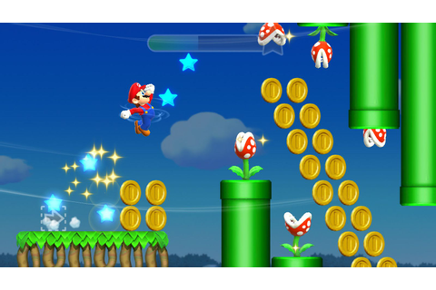Super Mario Run now available for Android (update) - Polygon