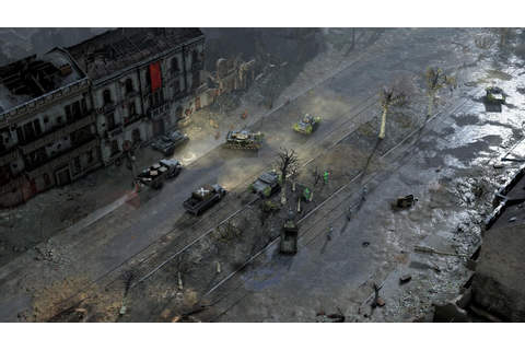 Sudden Strike 4 free full pc game download | PC And Modded ...