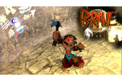 Brave: The Search for Spirit Dancer ... (PS2) - YouTube