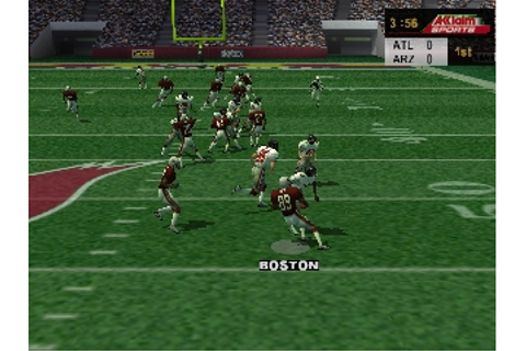 Download NFL Quarterback Club 2000 N64 For PC ISO Full ...