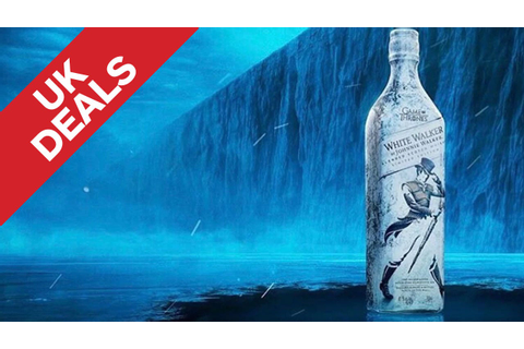 Johnnie Walker Game of Thrones White Walker Whisky ...