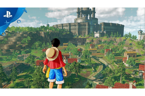 Video Game Reviews: One Piece: World Seeker PS4