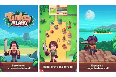 Tinker Island MOD APK Android Free Download