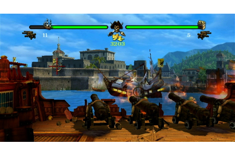 All Gaming: Download Sid Meier's Pirates (Wii ) Free