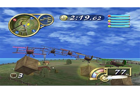 Wing Island Review for the Nintendo Wii