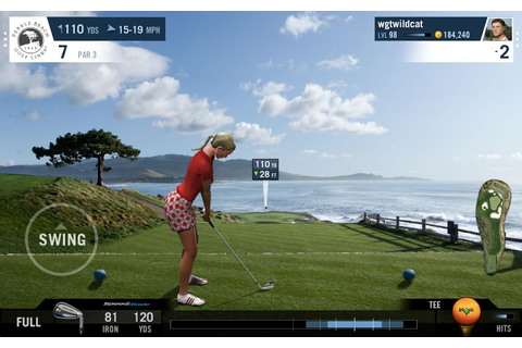 WGT : World Golf Tour Game - Android Apps on Google Play