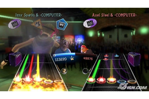 Guitar Hero 5 Wii Review - IGN