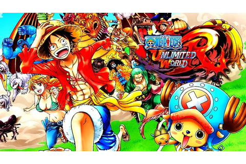 One Piece: Unlimited World Red - PS Vita Gameplay - YouTube