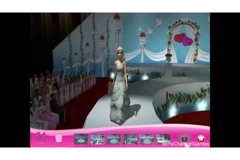 Barbie Fashion Show - An Eye for Style game PC Episode 12 ...