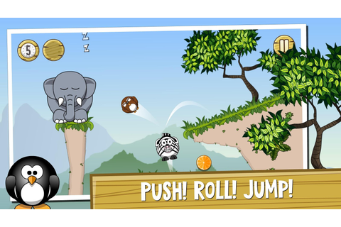 Elephant game: physics puzzle for kids & adults - Android ...