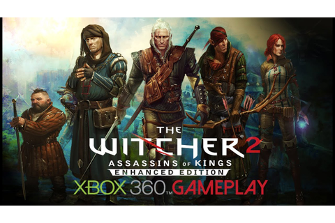 The Witcher 2: Assassins of Kings Enhanced Edition ...