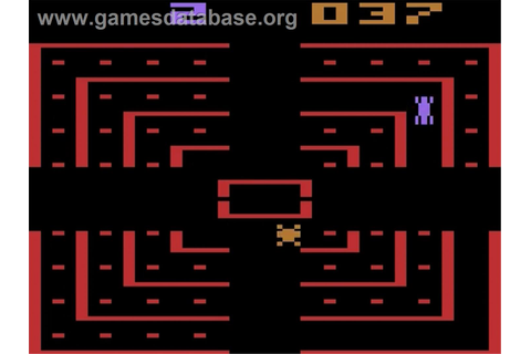 Dodge 'Em - Atari 2600 - Games Database
