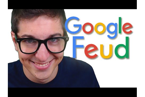 Google Feud Game - What if you ATE POOP? Funny Moments w ...