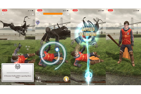 'Wizards Unite' review: A clunky, 'Pokémon GO' wannabe ...