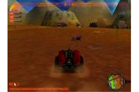 Carmageddon 3: TDR 2000 Download (2000 Arcade action Game)
