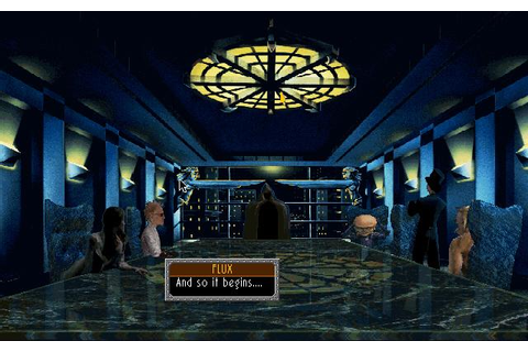Noctropolis Download (1994 Adventure Game)