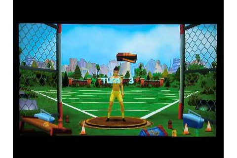 101-in-1 Sports Party Megamix (Wii) (Review Lagoon Quick ...
