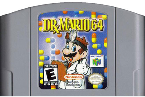 Dr. Mario 64 Nintendo 64 N64 Game For Sale | DKOldies