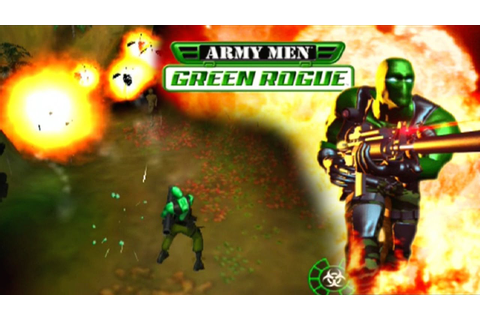 Army Men: Green Rogue ... (PS2) - YouTube