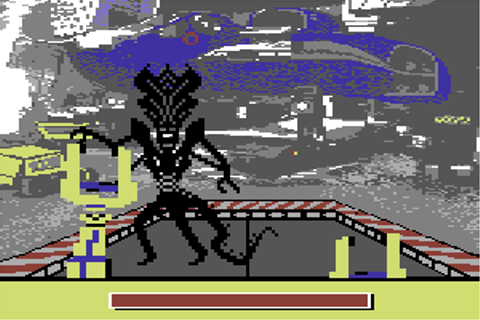 Download Aliens: The Computer Game - My Abandonware