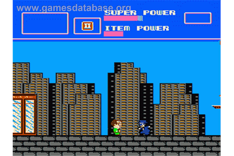Superman - Nintendo NES - Games Database