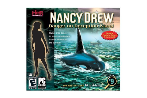 Nancy Drew Danger On Deception Island PC Game - Newegg.com