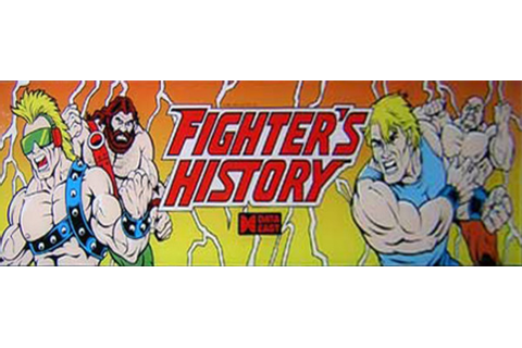Fighter's History - Videogame by Data East