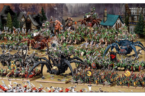 Warhammer Fantasy Battle Tabletop Gaming: More Orcs and ...
