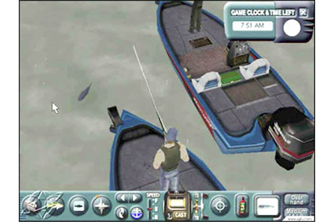 Bass Fishing Games - Free Fishing Games and Downloads For PC