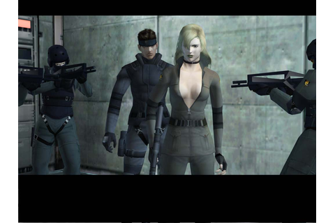 All Metal Gear Solid The Twin Snakes Screenshots for GameCube