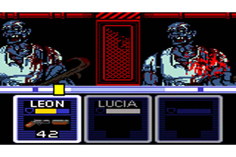 Resident Evil Gaiden GBC No Deaths - YouTube