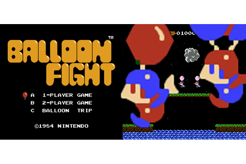 Retro Game of the Week 107: Balloon Fight (NES)
