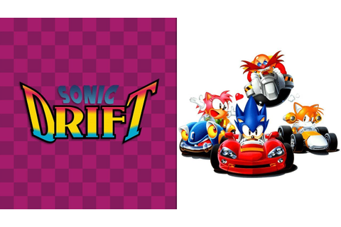 Course Select - Sonic Drift [OST] - YouTube