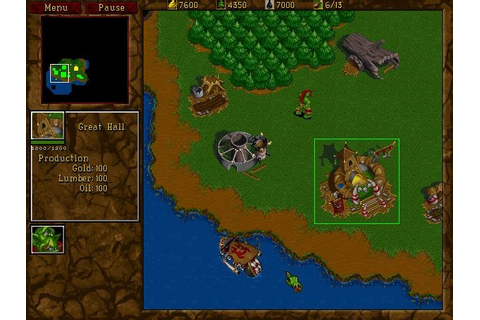 WarCraft 2: Tides of Darkness - PC Review and Full ...