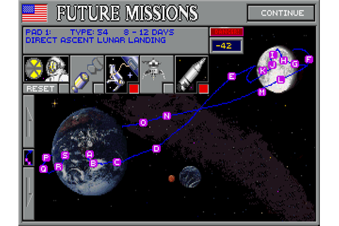 Download Buzz Aldrin's Race into Space | DOS Games Archive
