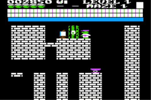 Download Babel no Tō (NES) - My Abandonware